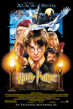 Harry Potter, le petit sorcier
