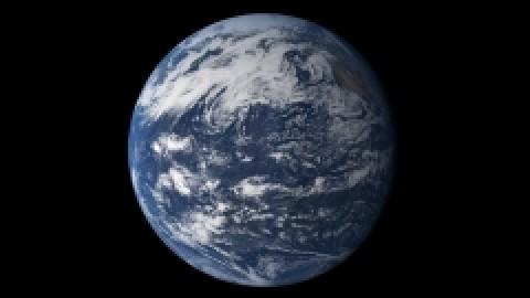 Et si l'eau de la Terre n'était pas tombée du ciel ?