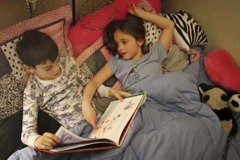C'est maintenant prouvé, faire la lecture aux enfants change leur cerveau
