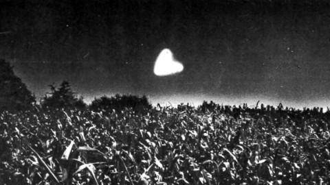 LDLN Décembre 1976 : Etude spectrographique du phénomène OVNI