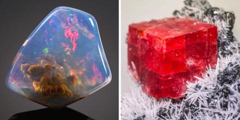 25 pierres précieuses et minéraux d'une beauté incroyable
