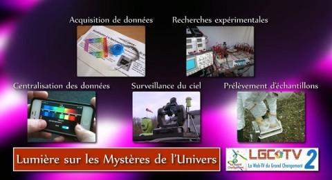 UFO-Science sur la WebTV LgcTV2