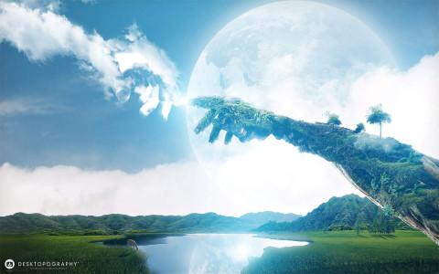 Initiation de Reconnexion à la Terre