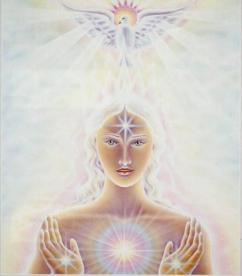Maitreya Transmis par Catherine Janvier