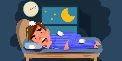 Sommeil: Voici ce qui arrive à votre corps lorsque vous ne dormez pas suffisamment