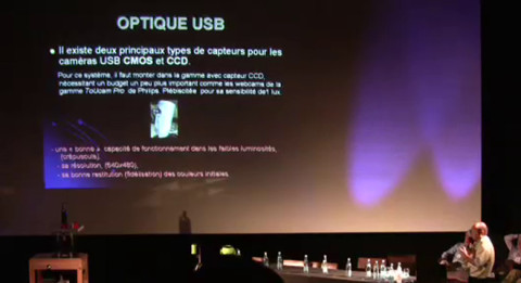 Les stations de detection par Jean-Christophe Doré