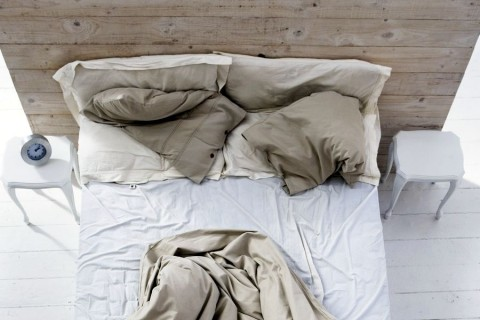 Pour préserver sa santé : il ne faut pas faire son lit le matin !