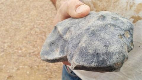Cette météorite découverte par les géologues australiens est plus ancienne que la Terre