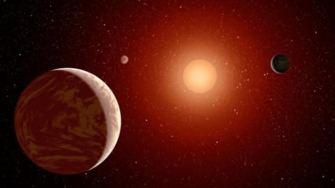 La quête d'une nouvelle Terre… la porte à côté