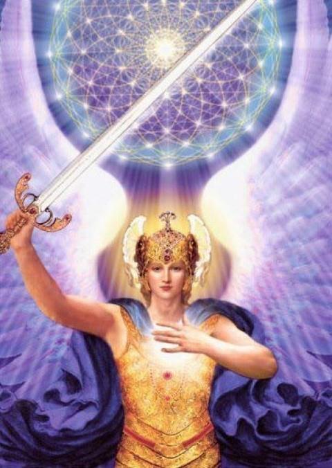 Message de l'Archange Michel du 01/01/2016 « Qu'est-ce que L'esprit? »