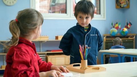 «LE MAÎTRE EST L'ENFANT» un film en réalisation sur la pédagogie Montessori
