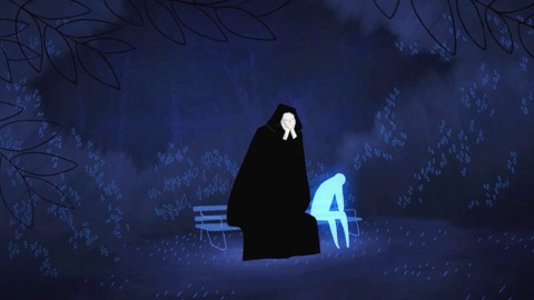 Court métrage:  quand une âme perdue rencontre la grande faucheuse