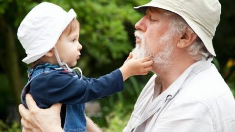 Les grands-parents ont un doctorat en amour option bienveillance appliquée