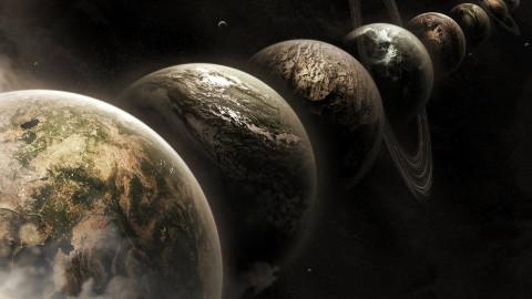 Les mondes parallèles divergents, multiples, ou supérieurs