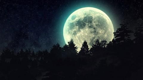 La description de la pleine lune et éclipse du mois de Mars et la lecture de son tarot