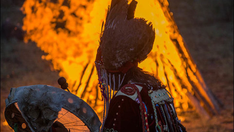 Chamans :18 photographies incroyables de « The Gathering Shaman » en Sibérie