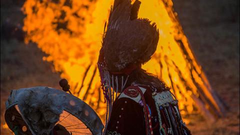 Chamans :18 photographies incroyables de «The Gathering Shaman» en Sibérie
