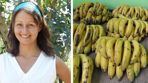 Cette femme n'a mangé que des bananes pendant 12 jours, voici ce qui s'est passé