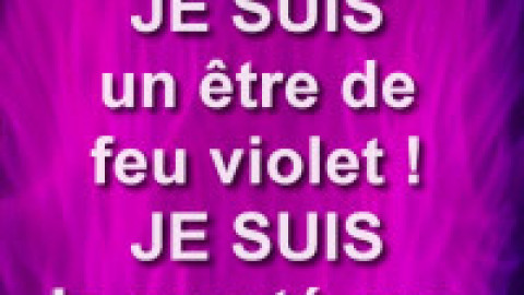 Initiation à la Flamme Violette
