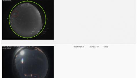 Base de données des détections des Stations Ufo-Science