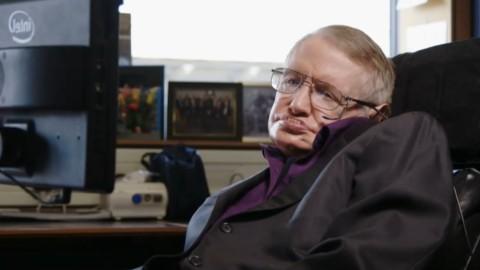 Le beau message de Stephen Hawking pour toutes les personnes touchées par la dépression