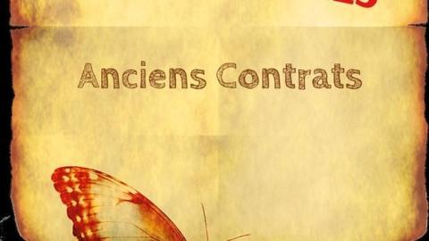 Nettoyage des Anciens Contrats