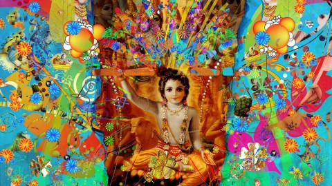 Le Rayon de Krishna