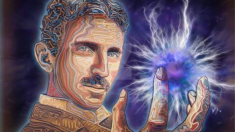 Nikola TESLA » le génie oublié «(1856-1943)