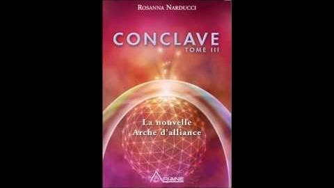Présentation du conclave de Rosanna Narducci