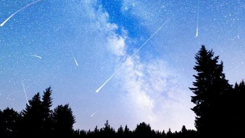 Ne manquez pas l'incroyable pluies de météores ce mois