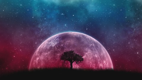 Une super Lune inhabituelle du chasseur en Bélier illuminera le ciel ce week-end. Voici ce que cela implique pour vous!