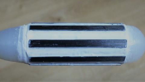 Expérimentation : hydrodyne cylindrique et accélérateur pariétal