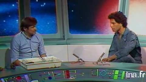"""Jean-Pierre Petit et la MHD dans l'émission """"Temps"""" X (1980)"""