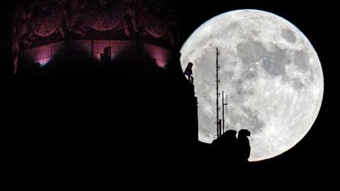 11 Photos saisissantes de la dernière Super Lune