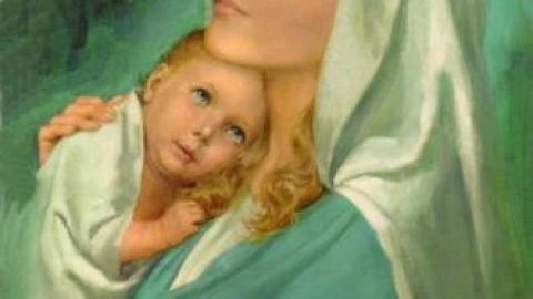 Soin de reconnexion à la Mère Divine, à la Déesse Mère