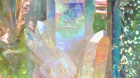 Les Rayons Auras Cristals