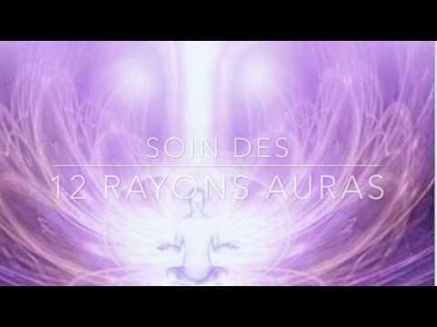 Soin des 12 Rayons Auras en Vidéo