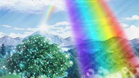 Nous sommes avant tout des gardiens de fréquences, points d'ancrage de couleurs sur la planète