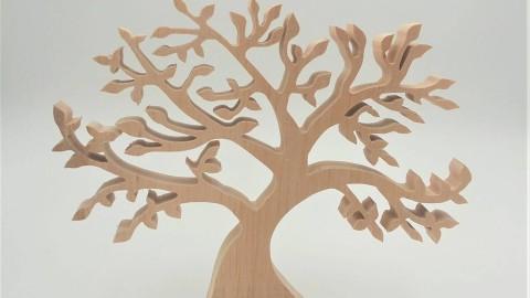 Efflorescence : des arbres qui aident à se recentrer, et à visualiser un idéal de vie.
