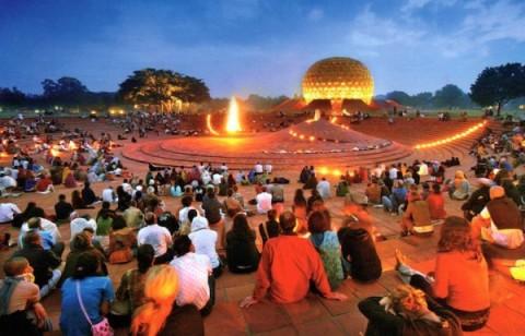 Auroville, la cité dont l'avenir à besoin ? (documentaire)