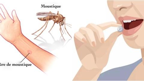 Cette année, évitez les piqûres de moustiques en prenant cette vitamine