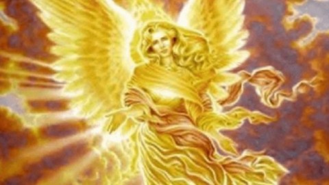 Archange Jophiel : La Flamme de dissolution des énergies négatives
