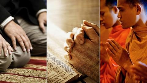 Les scientifiques affirment que cette prière a des effets bénéfiques pour la santé