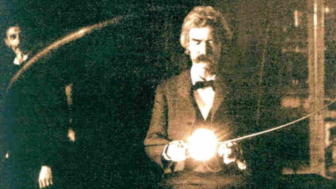 11 photos rares et captivantes de Nikola Tesla