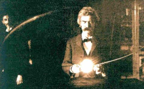11 photos rares et captivantes de Nikola Tesla