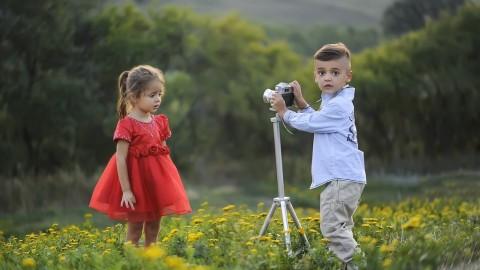 On n'éduque pas ses enfants avec des claques, mais avec de la tendresse