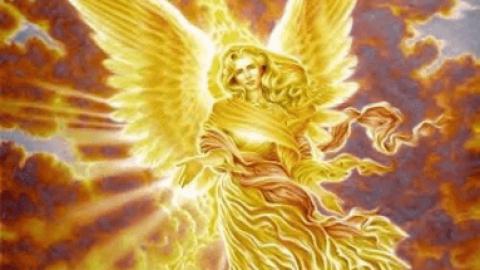Archange Jophiêl-la Cinquiémes révélation du livre de Thôt
