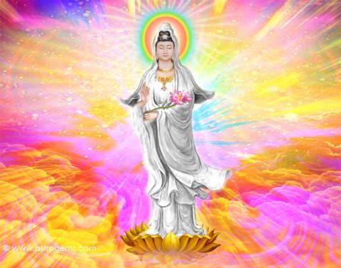 Transformation vibratoire – Guérison du Féminin Sacré (Kwan Yin)