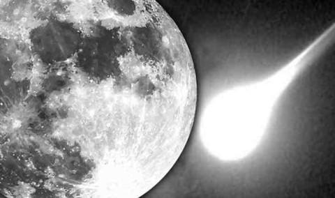 Vidéo de la plus grosse explosion de météore sur la Lune