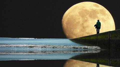 Pleine lune et Eclipse lunaire du 7 Août 2017 : Les gardiens